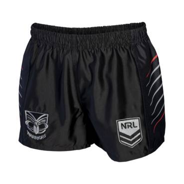 NEW ZEALAND WARRIORS HOME SUPPORTER SHORTS