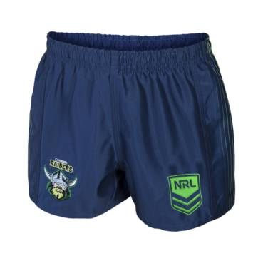 CANBERRA RAIDERS HOME SUPPORTER SHORTS