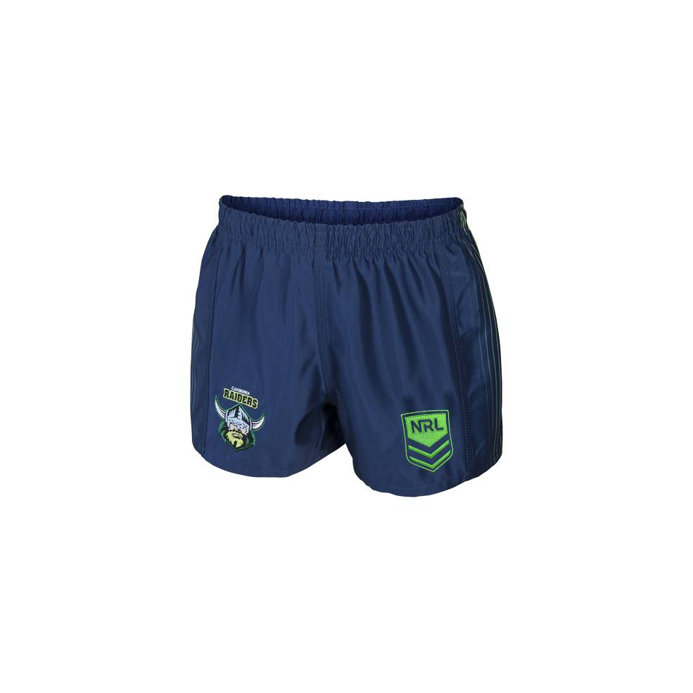 CANBERRA RAIDERS HOME SUPPORTER SHORTS0