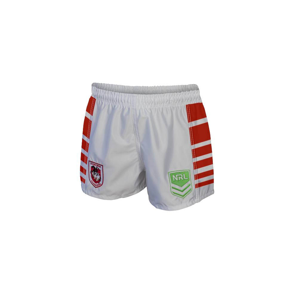 ST GEORGE DRAGONS  SUPPORTER SHORTS0