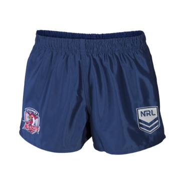 SYDNEY ROOSTERS AWAY SUPPORTER SHORTS