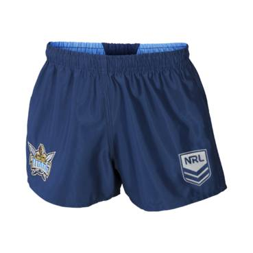GOLD COAST TITANS HOME SUPPORTER SHORTS