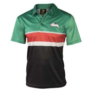 SOUTH SYDNEY RABBITOHS HOME SUPPORTER SHORTS