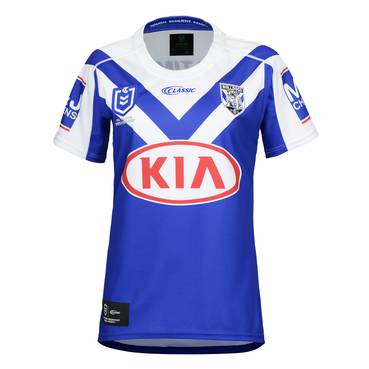 CANTERBURY BULLDOGS MENS AWAY JERSEY