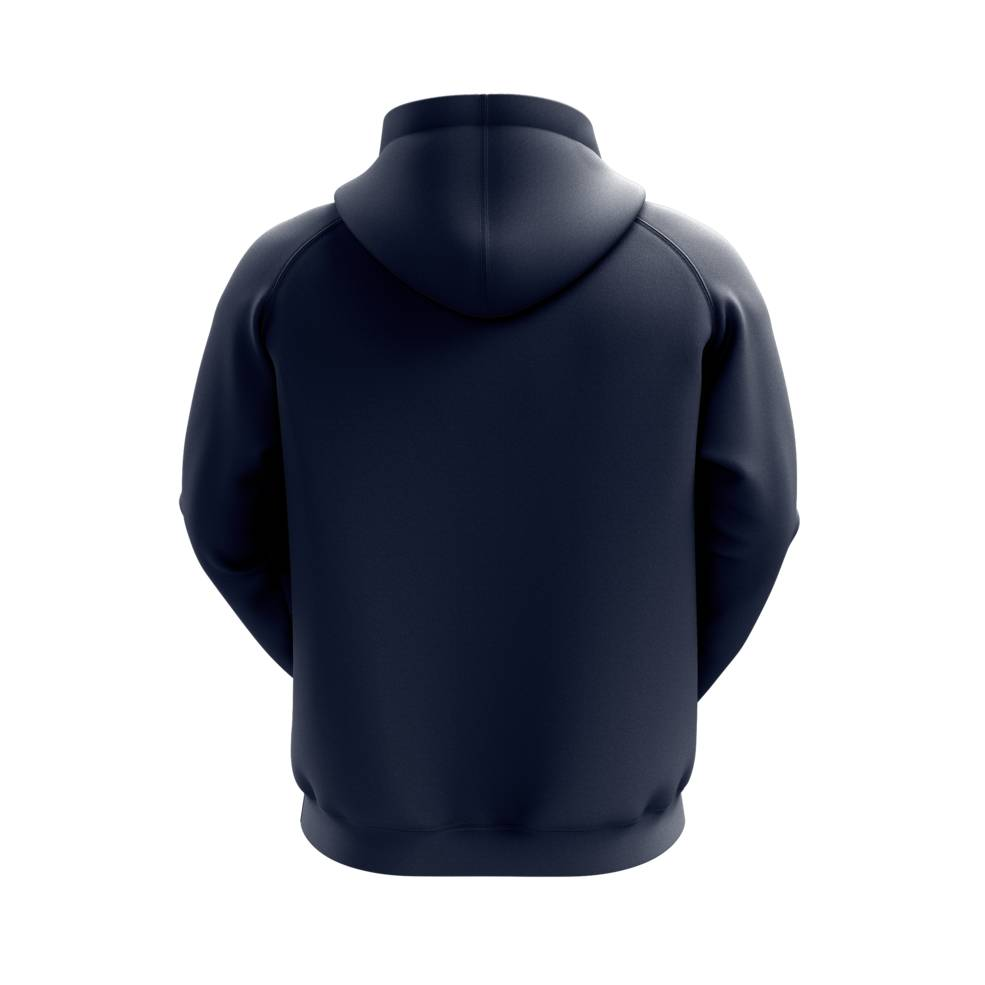 HOMENETMEN NAVY ZIP UP HOODIE1