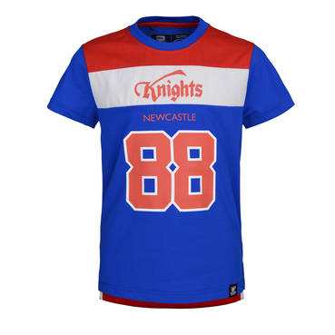 NEWCASTLE KNIGHTS INFANTS TEE