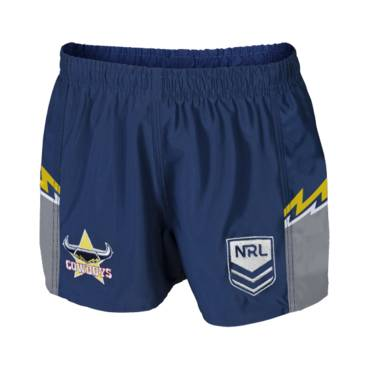COWBOYS NRL MENS SUPPORTER SHORTS