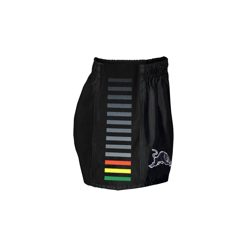 PENRITH PANTHERS NRL MENS SUPPORTER SHORTS1