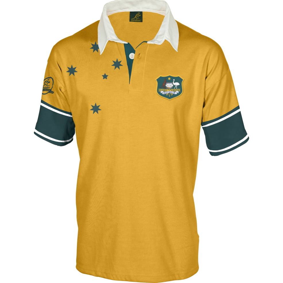 WALLABIES 1999 WORLD CUP HERITAGE JERSEY0