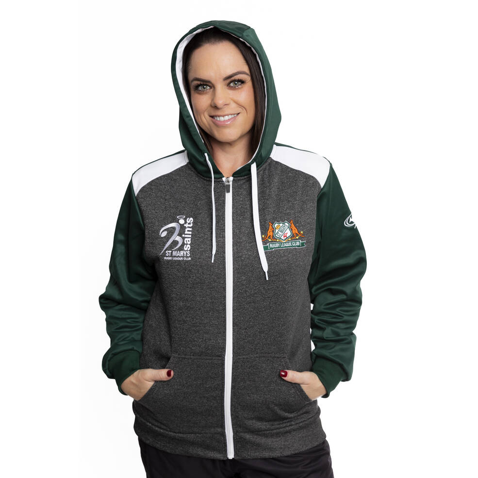 ST MARY'S SAINTS 2020 HOODIE (Adult & Youth)2