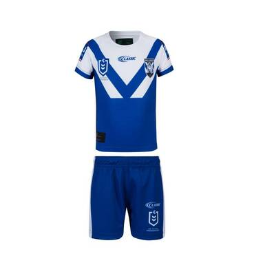 COMING SOON - BULLDOGS INFANT AWAY KIT SET