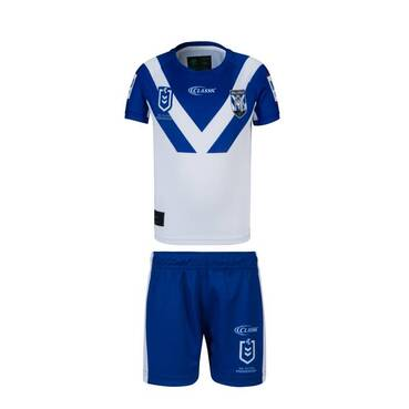 COMING SOON - BULLDOGS INFANT HOME KIT SET