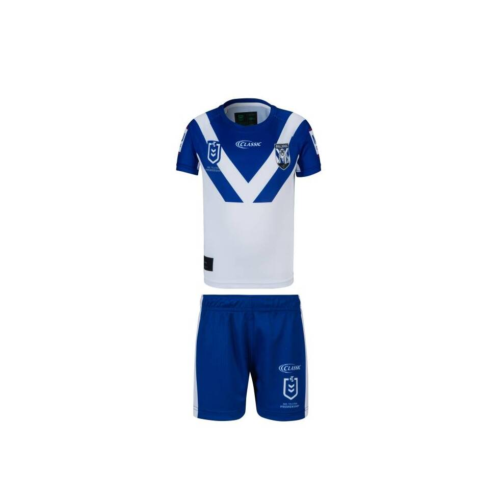 COMING SOON - BULLDOGS INFANT HOME KIT SET0