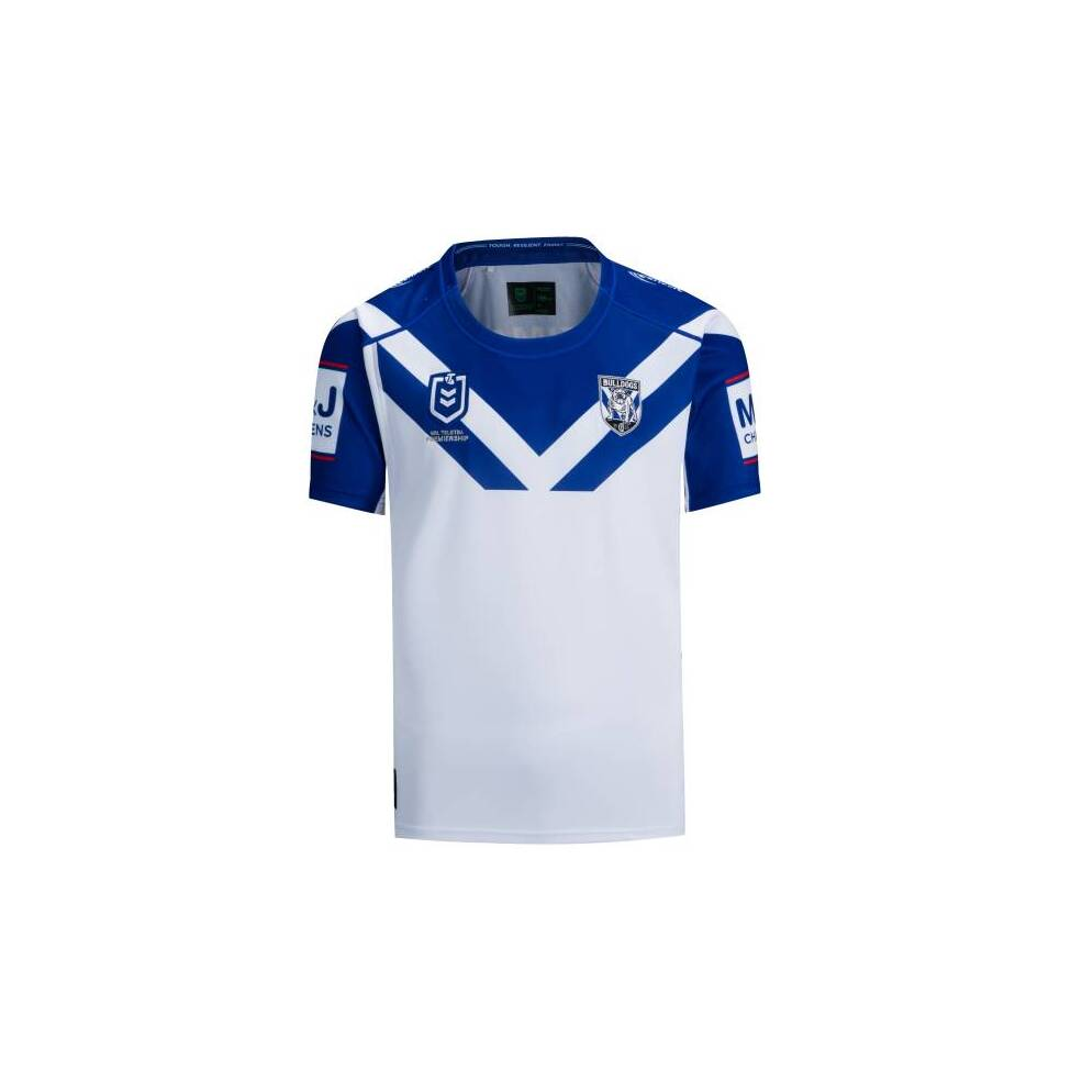 BULLDOGS LADIES HOME JERSEY0