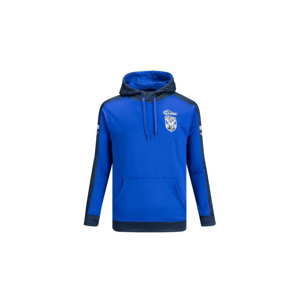 BULLDOGS MENS TRAINING HOODIE0
