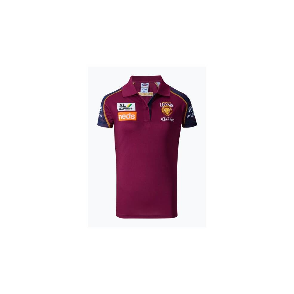 COMING SOON - LIONS LADIES COACHES MEDIA POLO0
