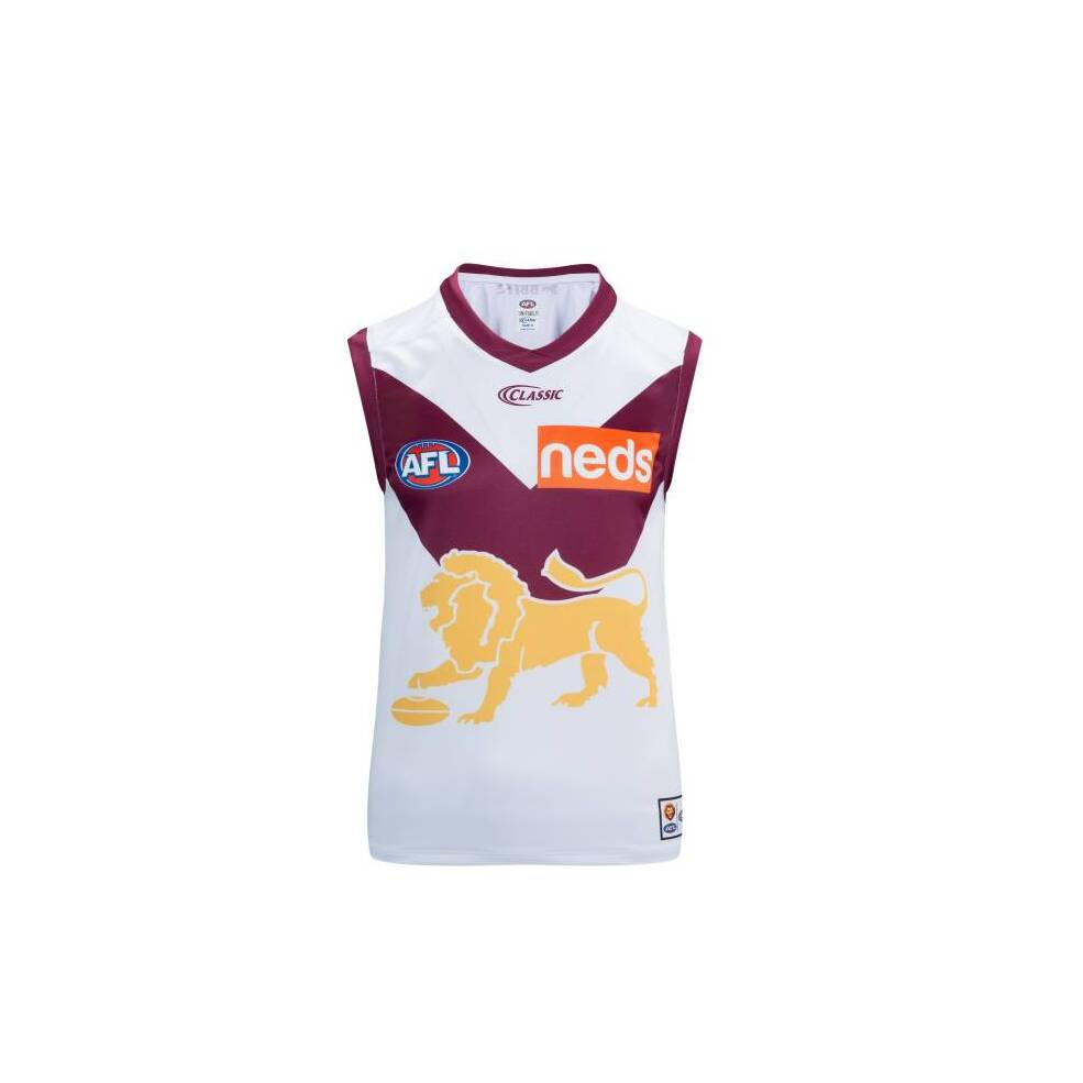 COMING SOON - LIONS MENS CLASH GUERNSEY0
