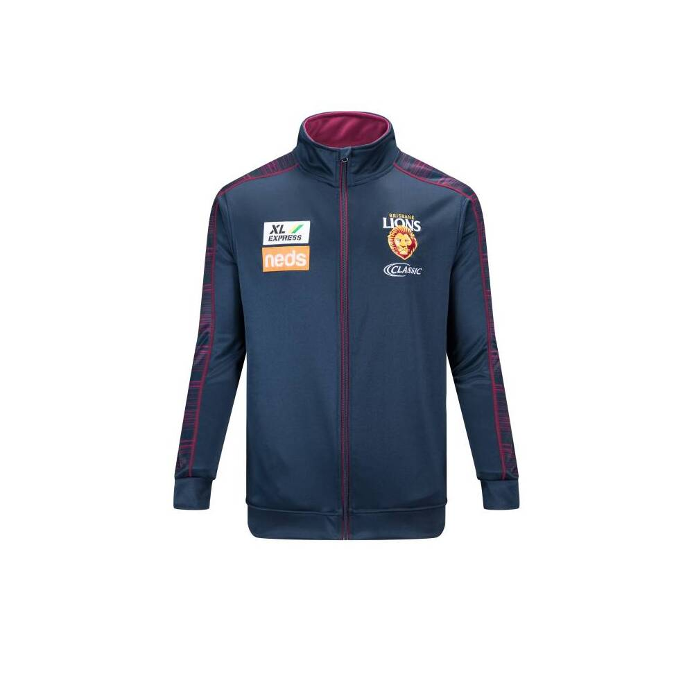 COMING SOON - LIONS MENS TRACK JACKET0