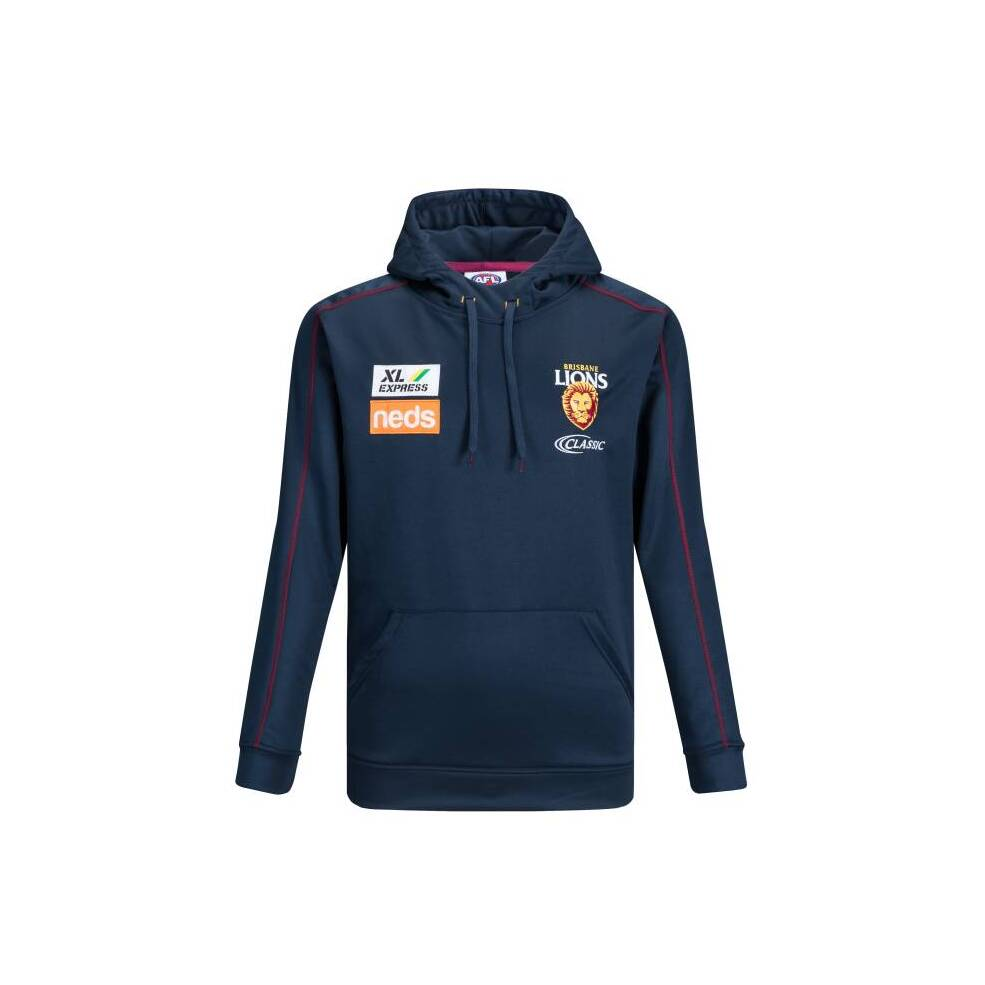 COMING SOON - LIONS MENS TRAINING HOODIE0