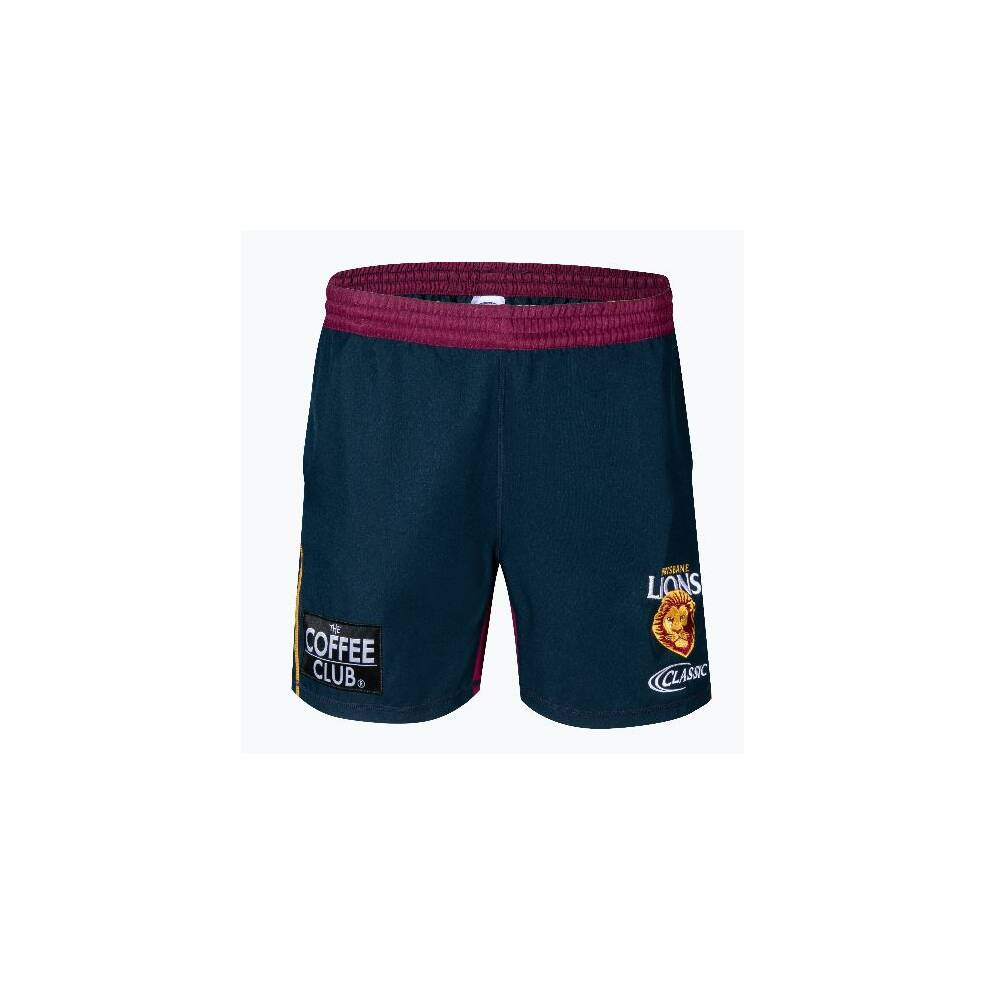 COMING SOON - LIONS TRAINING SHORTS0