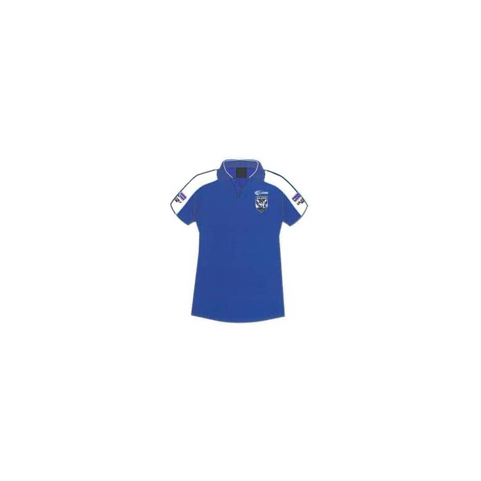 COMING SOON - BULLDOGS LADIES MEDIA POLO0