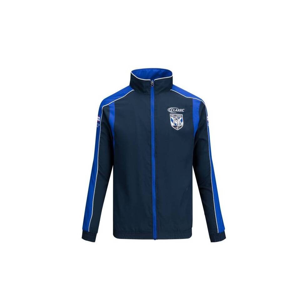 COMING SOON - BULLDOGS LADIES TRACK JACKET0