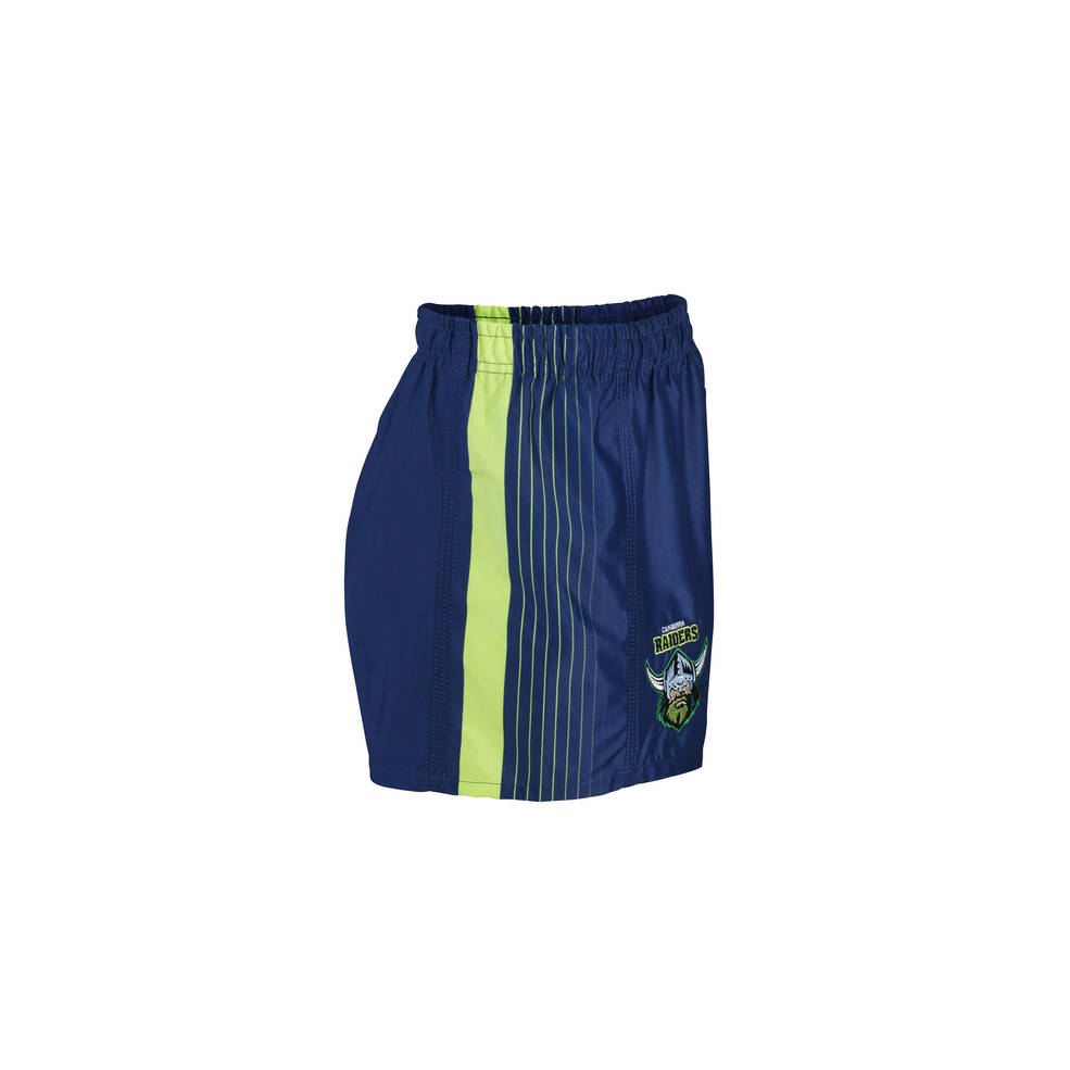 CANBERRA RAIDERS HOME SUPPORTER SHORTS1