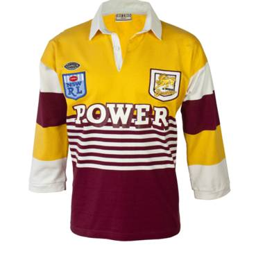 Brisbane Broncos Home Supporter Shorts