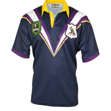 MELBOURNE STORM 1998 HERITAGE JERSEY