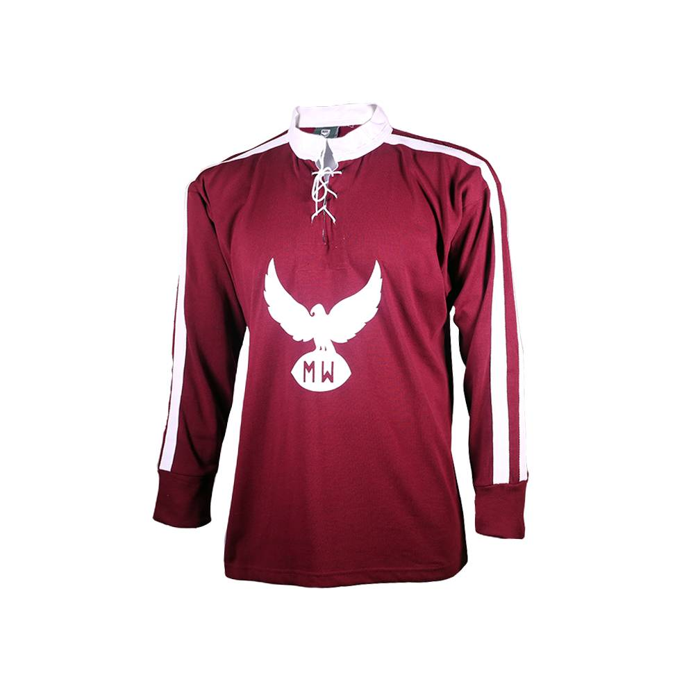 MANLY SEA EAGLES 1957 HERITAGE JERSEY0