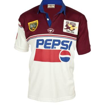 MANLY SEA EAGLES 1996 HERITAGE JERSEY