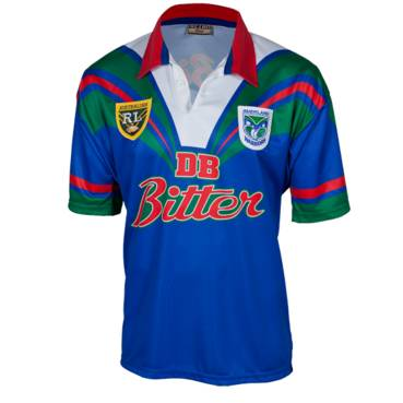 NEW ZEALAND WARRIORS 1995 HERITAGE JERSEY