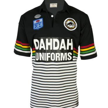 PENRITH PANTHERS 1991 HERITAGE JERSEY
