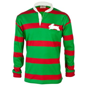 SOUTH SYDNEY RABBITOHS 1967 HERITAGE JERSEY