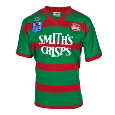 SOUTH SYDNEY RABBITOHS 1989 HERITAGE JERSEY