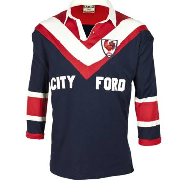 SYDNEY ROOSTERS 1976 HERITAGE JERSEY