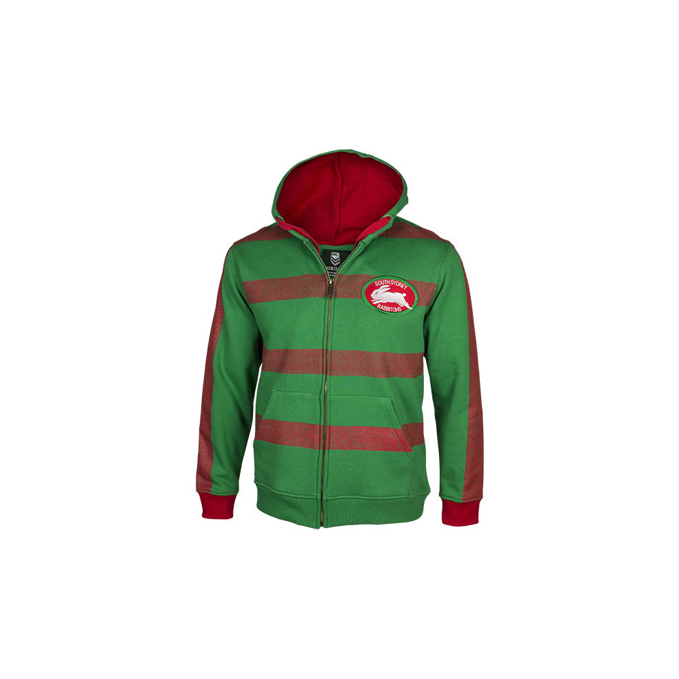SOUTH SYDNEY RABBITOHS MENS HERITAGE HOODIE0