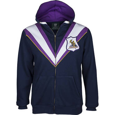 MELBOURNE STORM YOUTH HERITAGE HOODIE