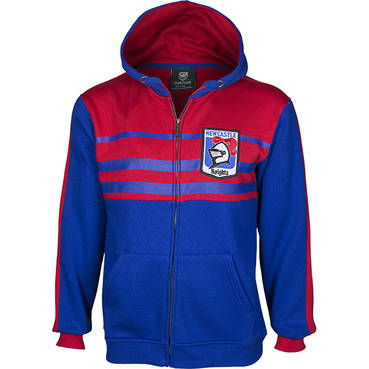 NEWCASTLE KNIGHTS YOUTH HERITAGE HOODIE