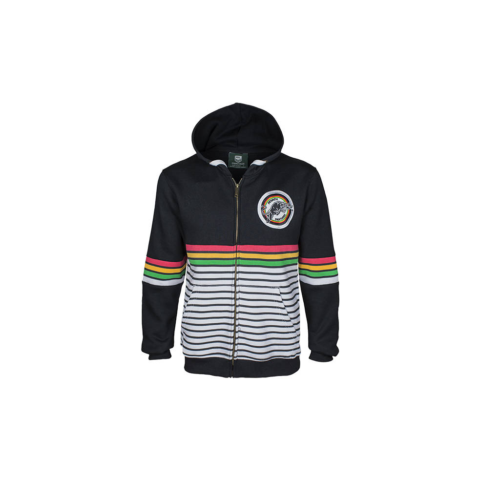 PENRITH PANTHERS YOUTH HERITAGE HOODIE0