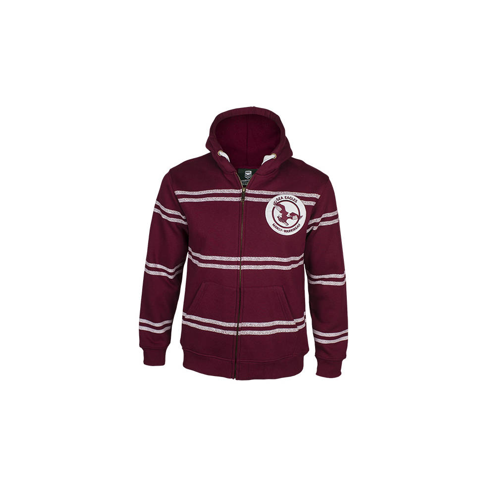 MANLY SEA EAGLE YOUTH HERITAGE HOODIE0