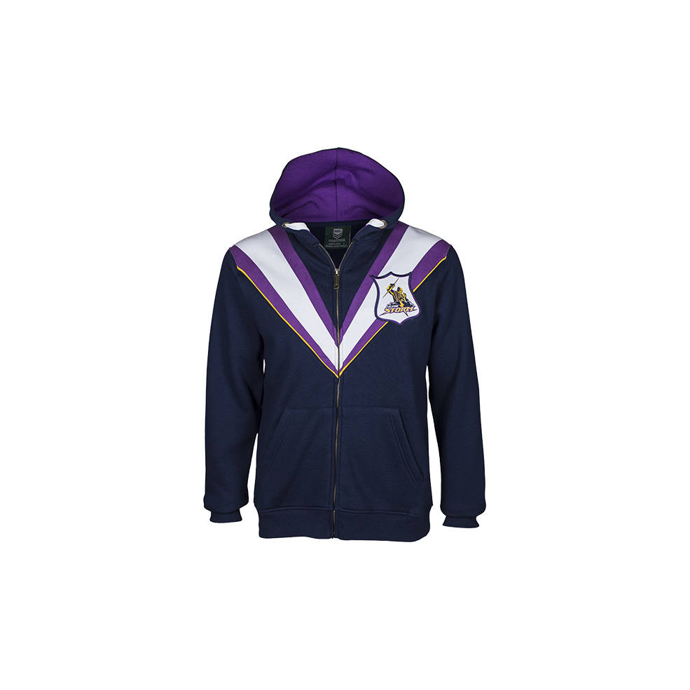 MELBOURNE STORM YOUTH HERITAGE HOODIE0