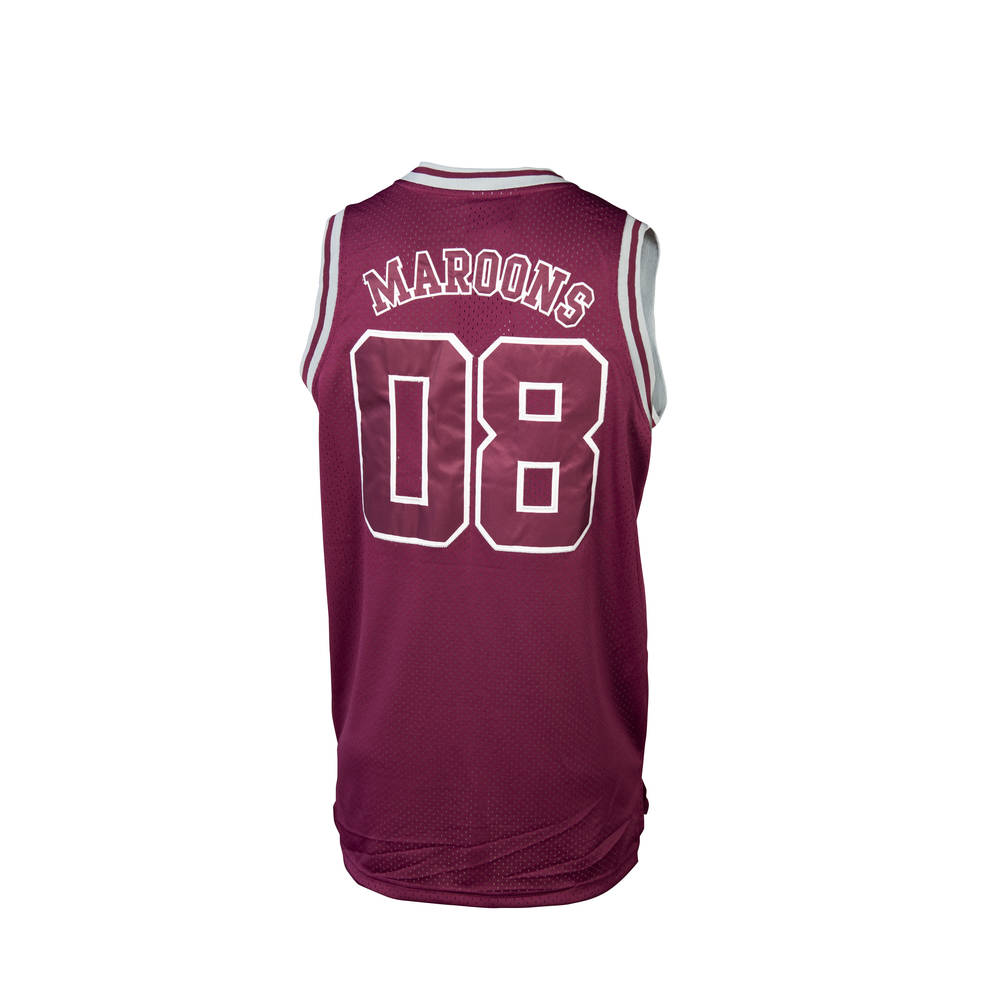 QLD HERITAGE YOUTH BASKETBALL SINGLET1