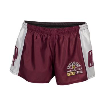 QLD SOO HERITAGE MENS HERO SHORTS