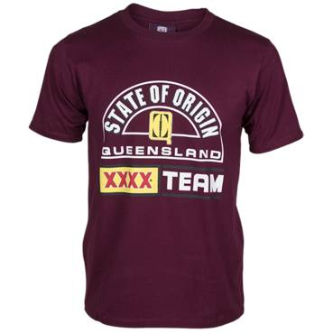 QLD SOO HERITAGE YOUTH TEE
