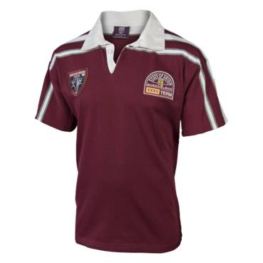 QLD SOO HERITAGE YOUTH 2001 RETRO JSY