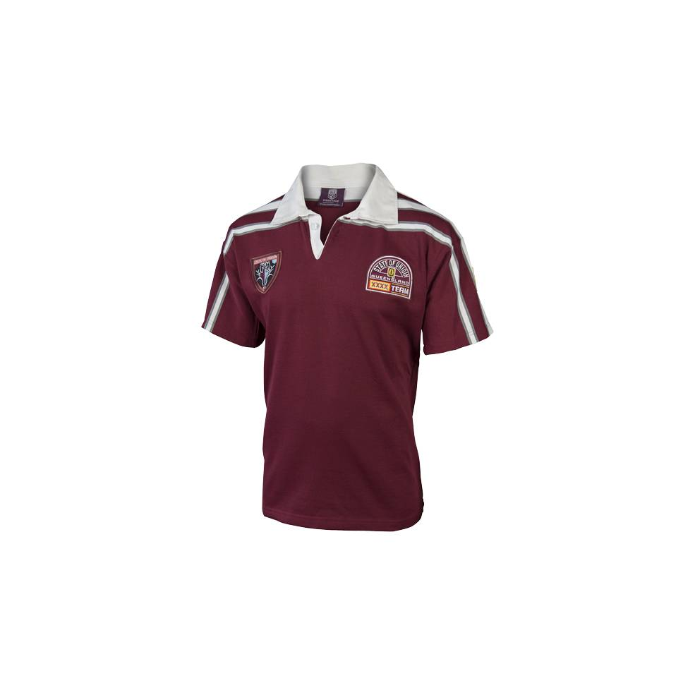 QLD SOO HERITAGE YOUTH 2001 RETRO JSY0