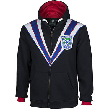 NEW ZEALAND WARRIORS YOUTH HERITAGE HOODIE