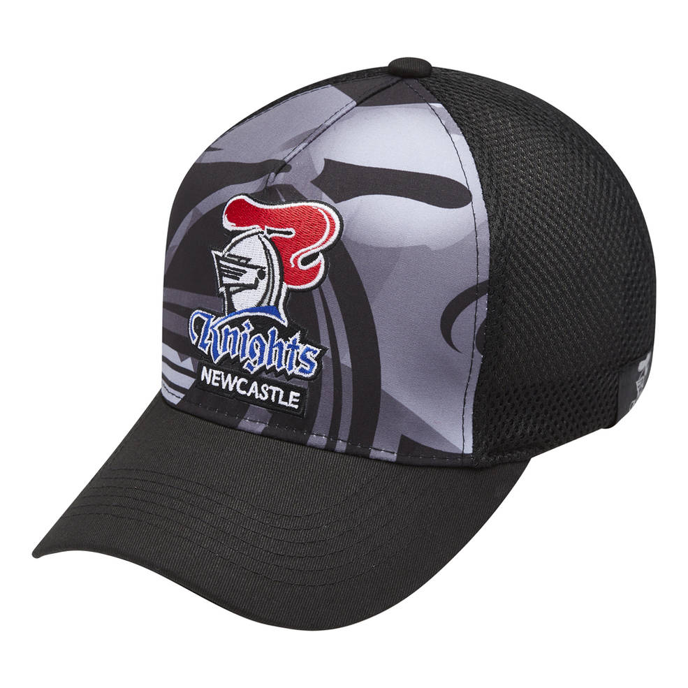 NEWCASTLE KNIGHTS MEN'S MESH BASEBALL CAP0