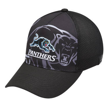 PENRITH PANTHERS MEN'S MESH BASEBALL CAP